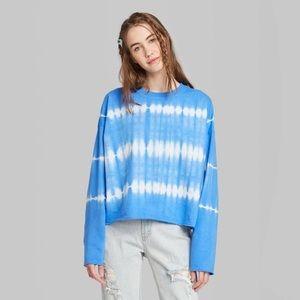 Wild Fable | Tie Dye French Terry Sweatshirt